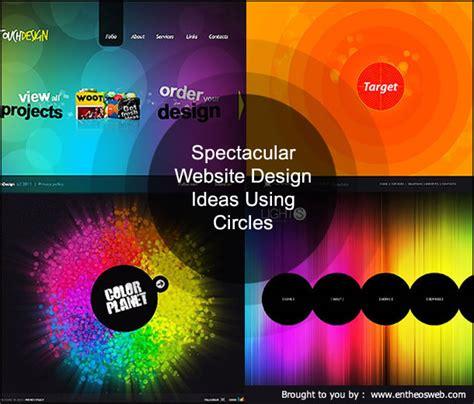 idea website web design ideas