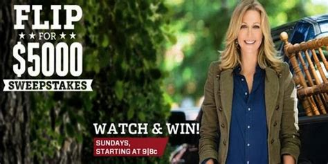 Gactv Sweepstakes - watch flea market flip to win 5 000 each week in march sweepstakesbible