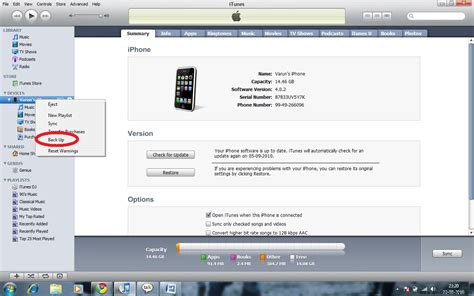 what does backup on iphone startravelinternational
