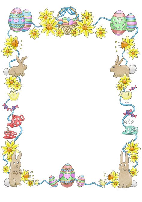 clipart collection free border clipart easter free clipart collection easter