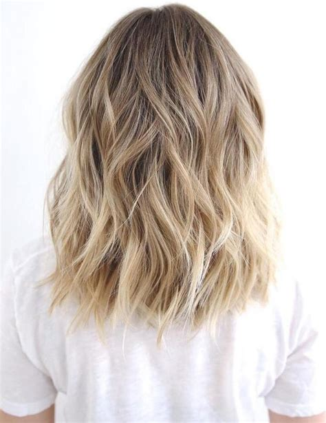 medium length brown hair with bangs and blonde highlights best 25 medium balayage hair ideas on pinterest blonde