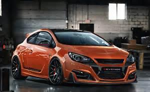 Opel Gtc Opel Gtc Astra Vxr By Tuninger On Deviantart