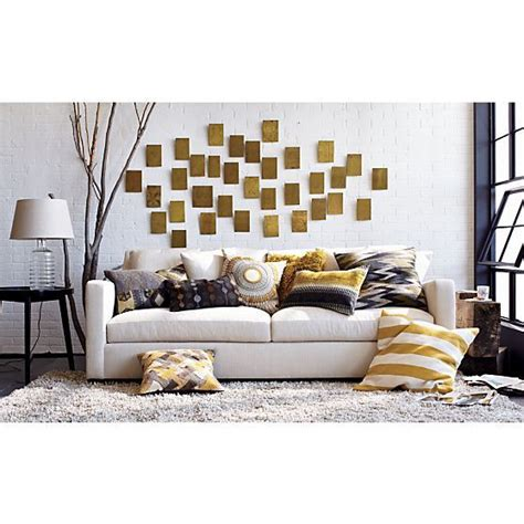 crate and barrel verano sofa 15 best images about la sala de mis suenios on