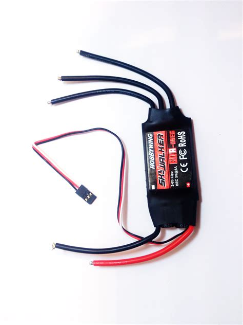 Hobbywing Esc Fan 12v By Rclung motor driver brushless esc servo stepper wheel