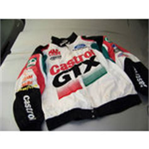 Sweater Hoodie Jaket Racing Castrol Racing Otomotif racing jacket embroidery official nhra