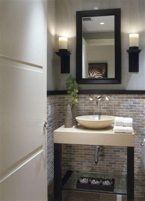 half bathroom design modern half bath the half bath pinterest powder