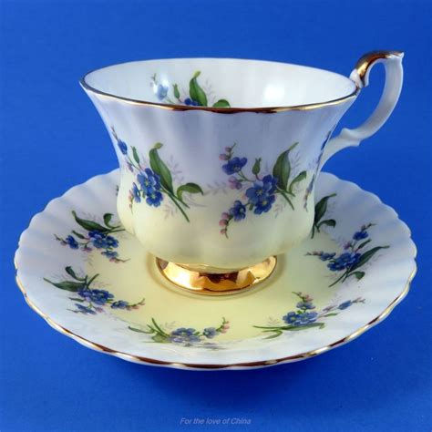 yellow royal pattern 186 best quot yellow quot royal albert patterns images on