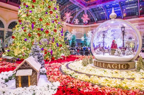 vegas attractions over christmas 17 things to do in las vegas for and new years