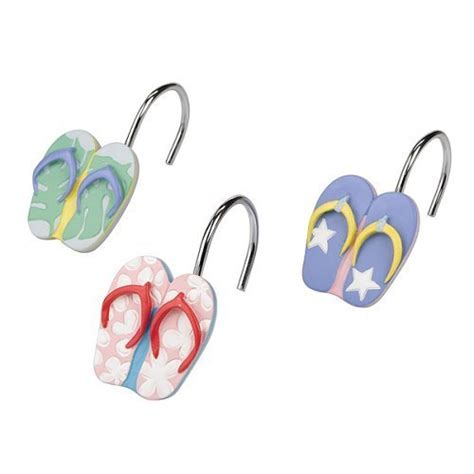 Shower Curtain Rings And Shower Curtain Hooks