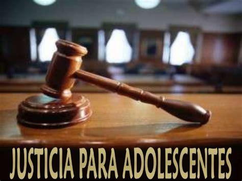 imagenes de justicia para adolescentes justicia para adolecentes exposicion