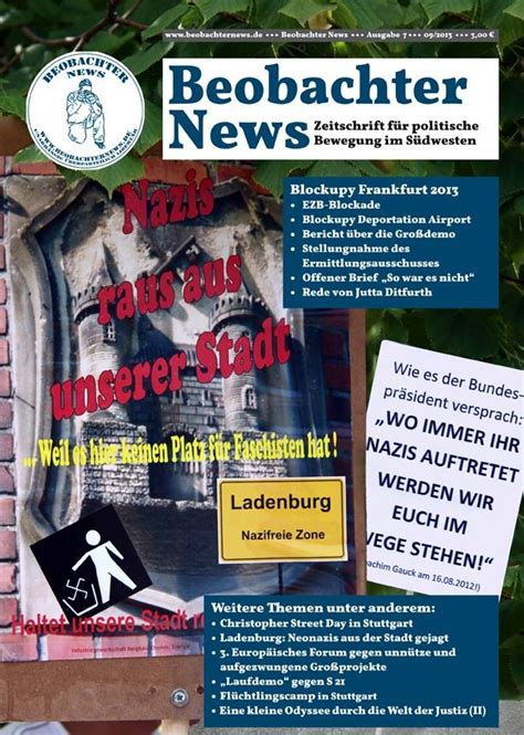 lilo herrmann haus stuttgart quot vermummt und gewaltbereit polizeigewalt in deutschland