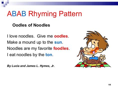pattern and rhyme poems year 1 what is poetry