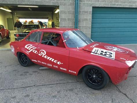 alfa romeo race car for sale alfa romeo guilia sprint gt gtv race car for sale photos