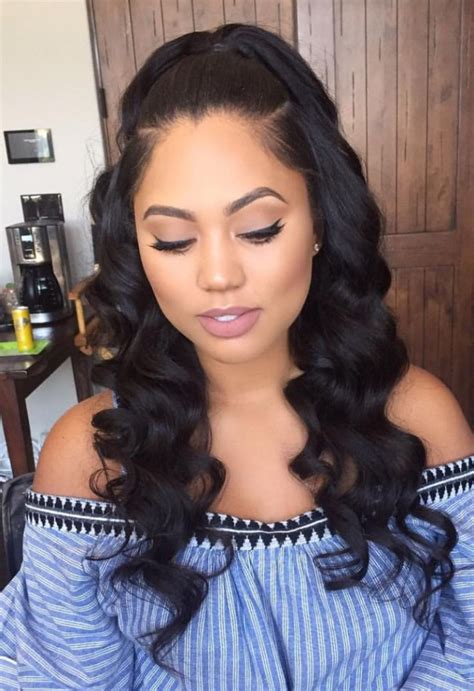 Different Hairstyles With Weave by Sew In Hairstyles For Prom Hairstyle Hits Pictures