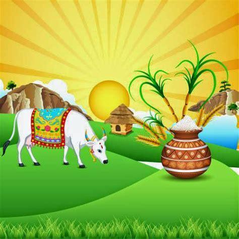 Makar Sankranti & Pongal Greetings In Telugu Marathi