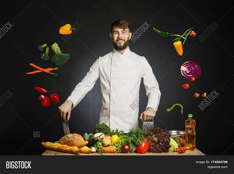 chef background chef cook commercial image photo free trial bigstock