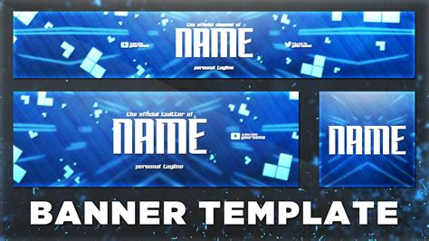 banner design in photoshop cs6 sick youtube banner template psd photoshop cc cs6