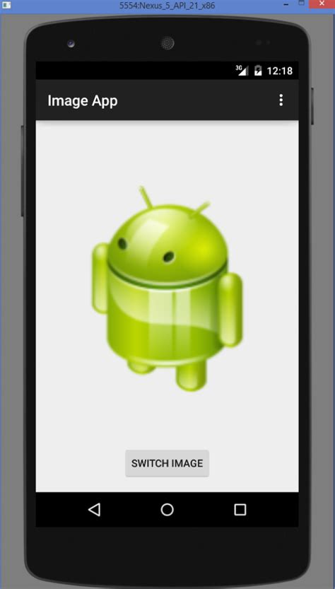 android studio android imageview exle