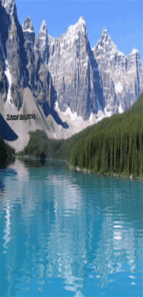 gambar air jernih bergerak  keren infobaru