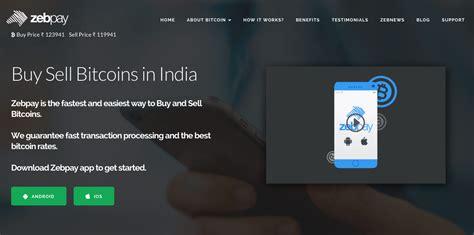 bitcoin zebpay how to buy bitcoins in india