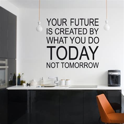 Design Your Own Future Home Create Your Future Wall Sticker Quote Wall Chimp Uk