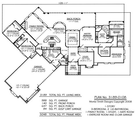 superb house plans with safe rooms 6 house floor plans