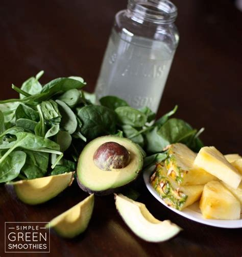 Green Smoothie Skin Detox by Skin Cleanse Simple Green Smoothies And Coconut Water On