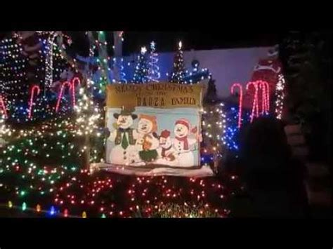chrismas lights in redlands 2017 redlands lights 715 w crescent bauza house holidays burrage mansion inland empire