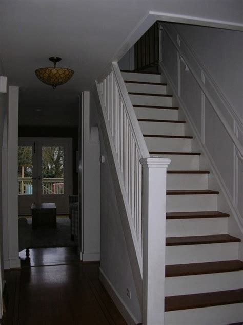 1930s banister 1930 s restoration major renovation and remodel