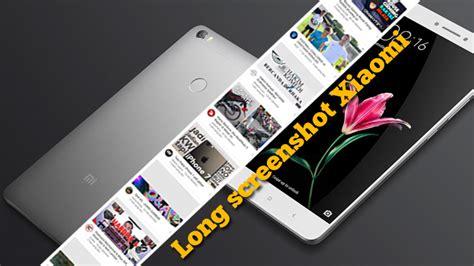 Hp Oneplus Semua Tipe cara screenshot panjang hp xiaomi semua tipe dilengkapi gambar pencury mana saya tau saya