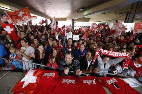 Brief Schweiz Nach Brasilien Das Kollektiv Prinzip Steilpass