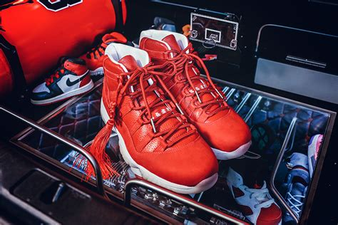 air jordan 11 chinese new year custom sneaker bar detroit