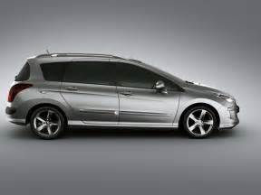 Peugeot 308 Sw 2011 2011 Peugeot 308 Sw Pictures Information And Specs