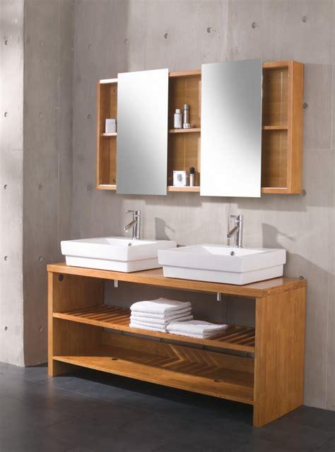 badezimmer waschtisch badezimmer waschtisch holz design