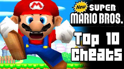 best mario for wii new mario bros top 10 cheats ds