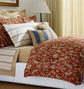 Ralph Lauren Duvet Sets Ralph Lauren Isla Menorca Scroll King Duvet Cover