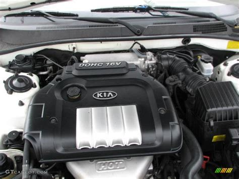 2 4 L Kia Optima Engine 2002 Kia Optima Lx 2 4 Liter Autos Post