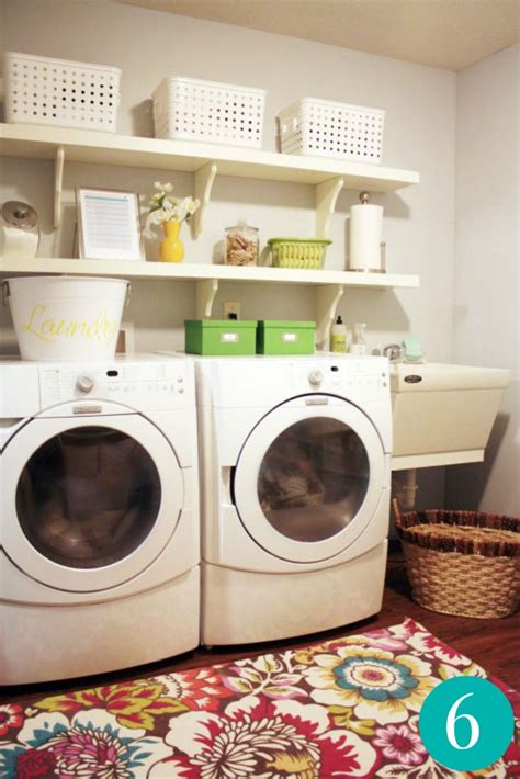 organizing laundry room 10 easy and creative shelving organization ideas for your home