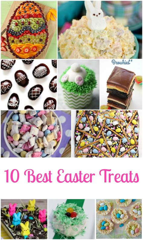Easter Treats From Me To You by 10 Best Easter Treats To Make This Year