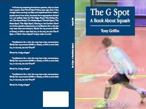 Finding The G Spot by Squash Player News