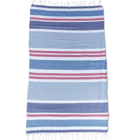 Nautical Bathroom Towels Funky Stripe Nautical Towel Tonys Textiles