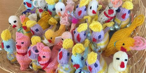 easter knits are knitting easter to help those with