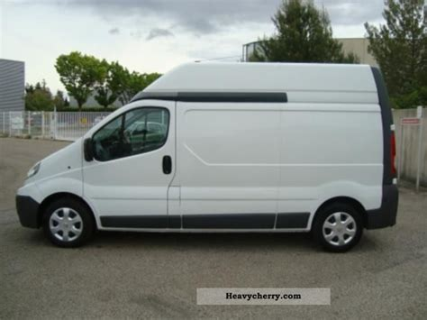 renault trafic 2010 renault trafic dci 120 l2 h2 grand confort 2010 box truck