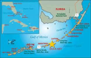 Duck Key Florida Map florida keys map first love charters