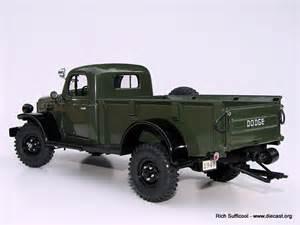 46 Dodge Power Wagon Danbury Mint 1 24 1946 Dodge Power Wagon