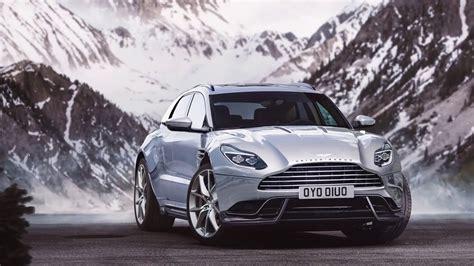 2019 Aston Martin Suv by 2018 Aston Martin Suv