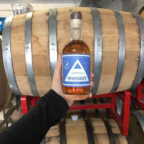 Hello Barrel hello from the outside our barrel of single malt whiskey is bottled and going fast
