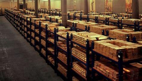 oro banca d italia le riserve auree goldfixing