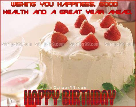 Birthday Wishes For Health And Happiness Wish You Good Health And Happiness For Life Happy Birthday