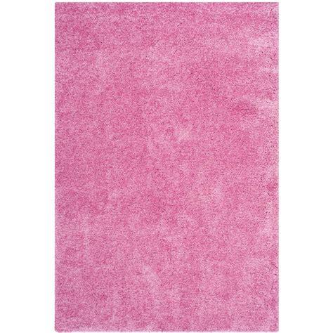 safavieh pink rug safavieh santa shag pink 8 ft x 10 ft area rug